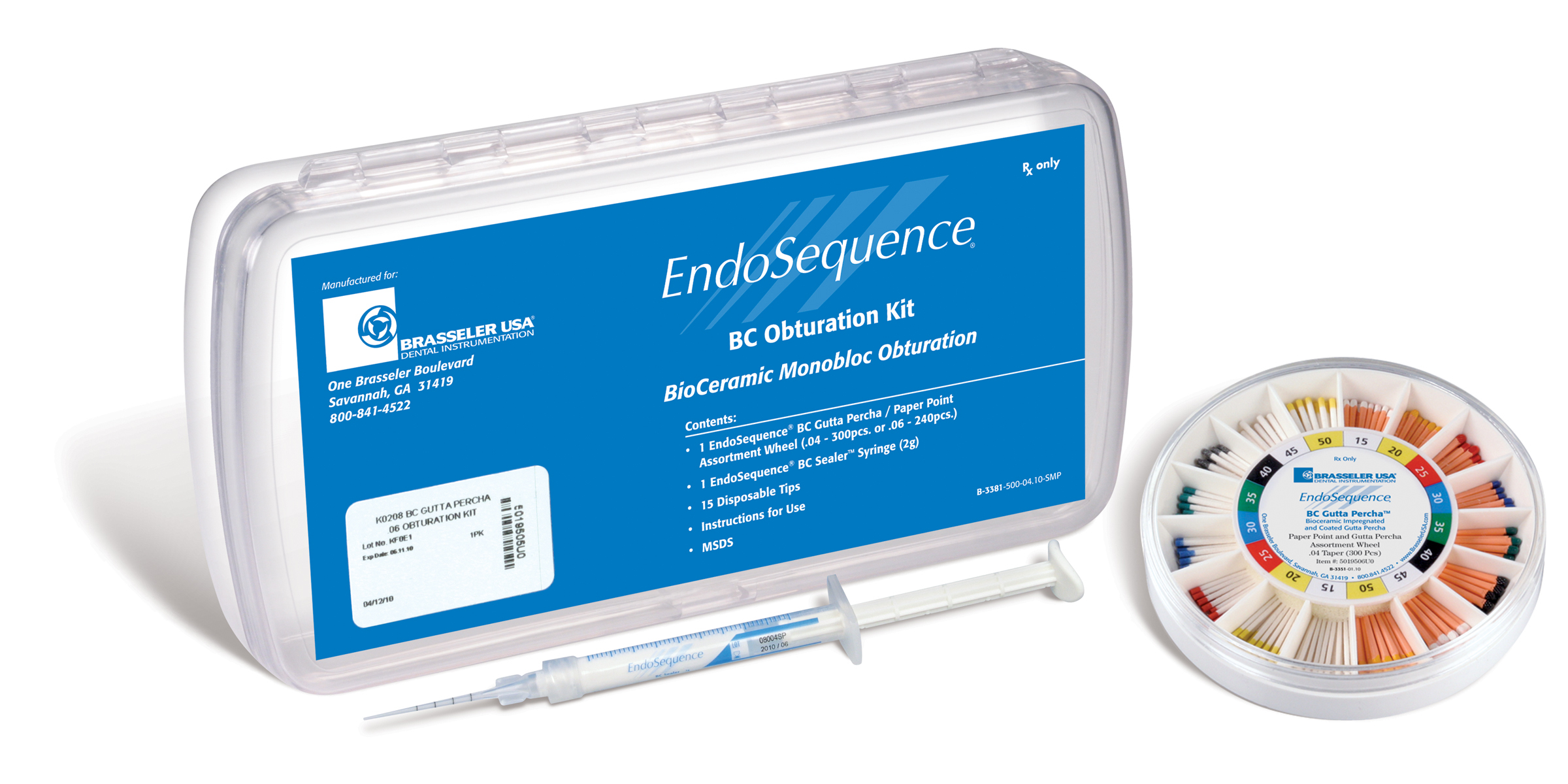 EndoSequence BC Obturation Kit