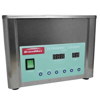 BrandMax Ultrasonic Cleaner Line