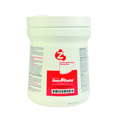 Z3 Surface Disinfecting Wipes