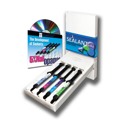 SEALANT edu Educators Sealant Kit and PowerPoint Presentation