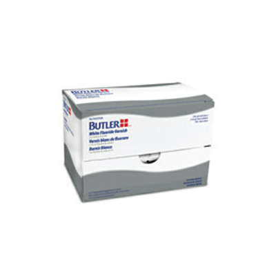 Butler White Fluoride Varnish