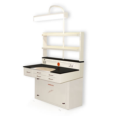 PTL-215SP Pro Tech Lite Technician Work Station