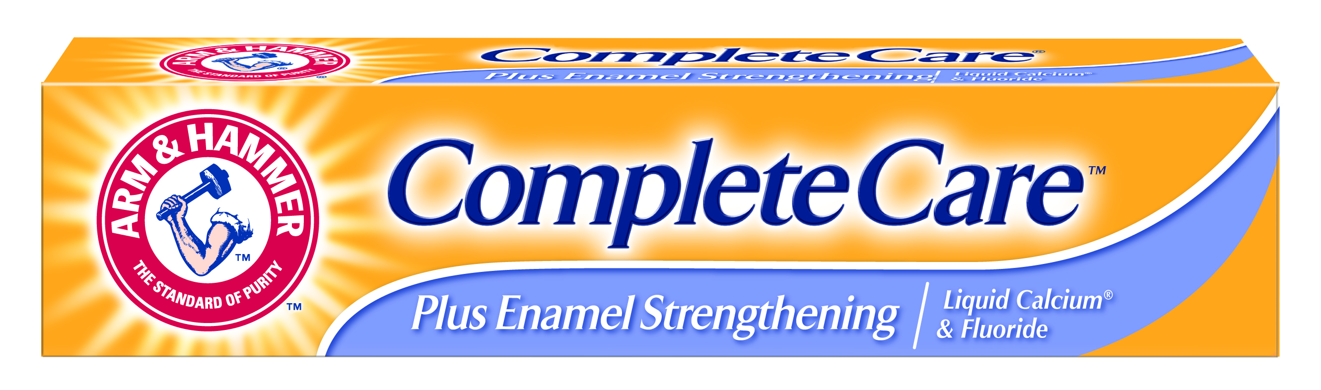 ARM & HAMMER Complete Care Enamel Strengthening