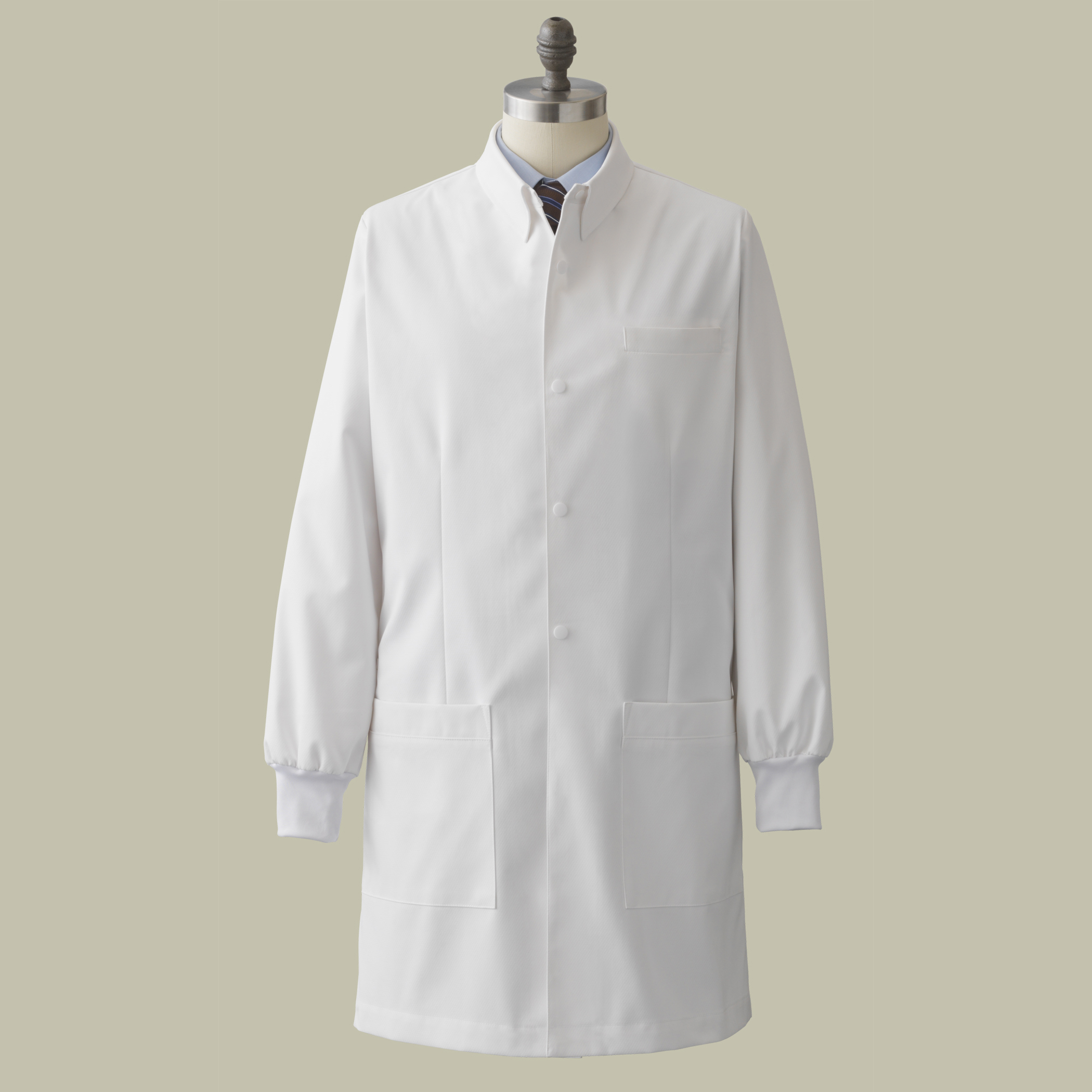 Medelita Fauchard Men's Lab Coat