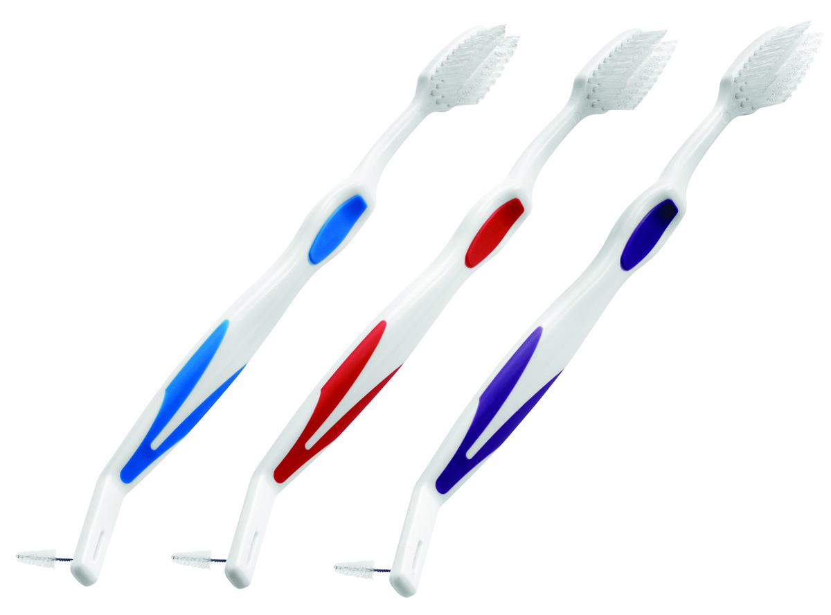 Acclean Orthodontic Toothbrush