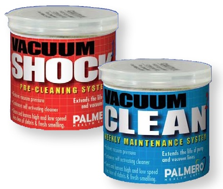 Palmero Vacuum Shock and Vacuum Clean
