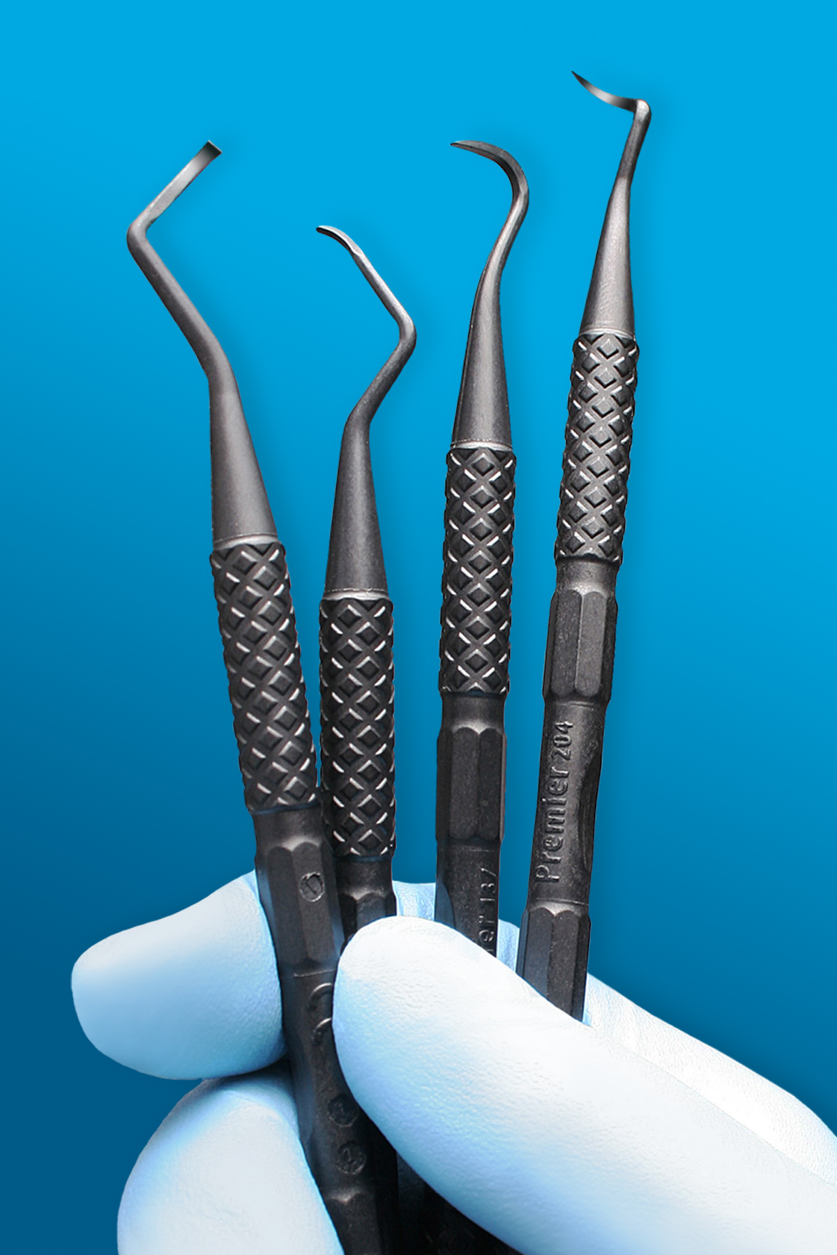 Premier Implant Scalers - 137 and 204 Styles
