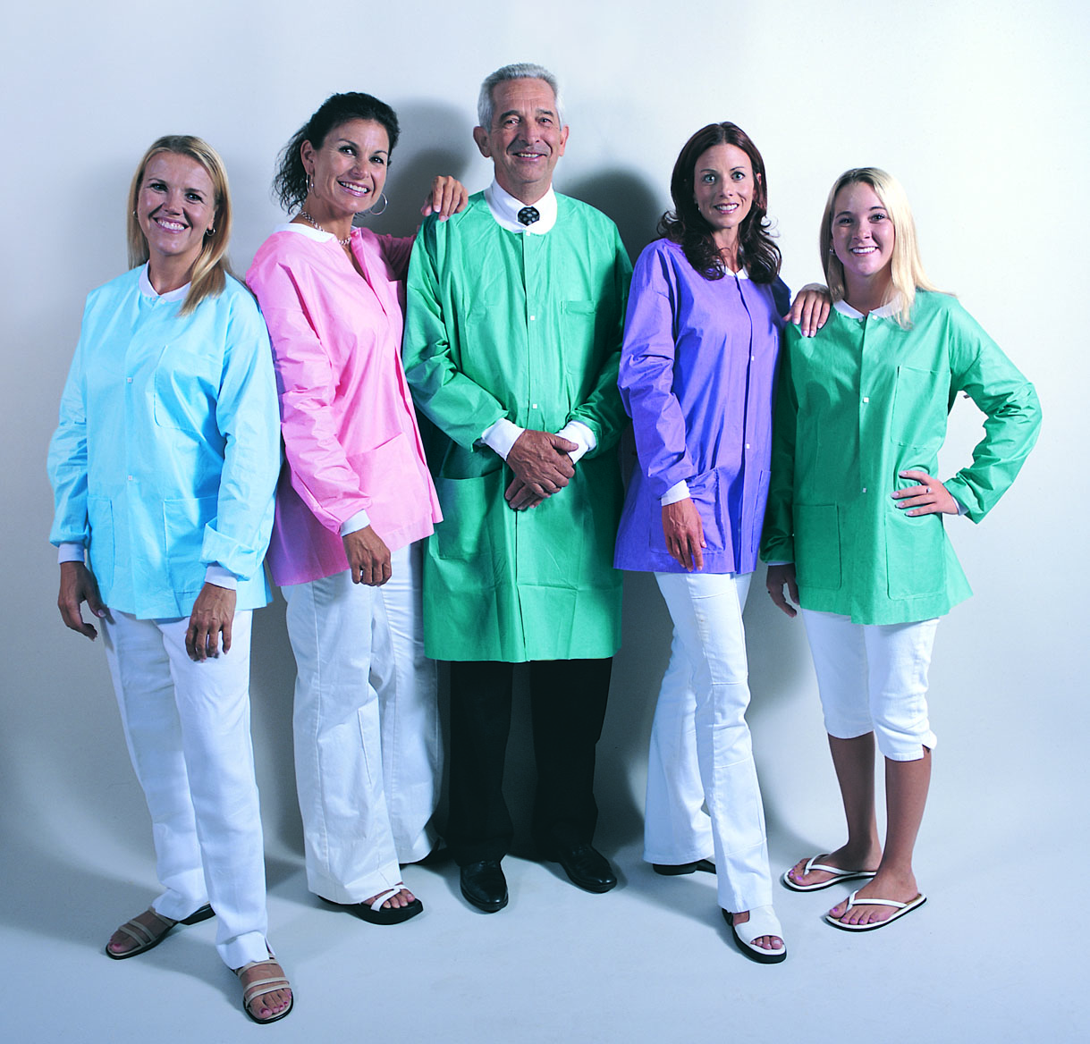 MedFlex Professional Jackets and Lab Coats