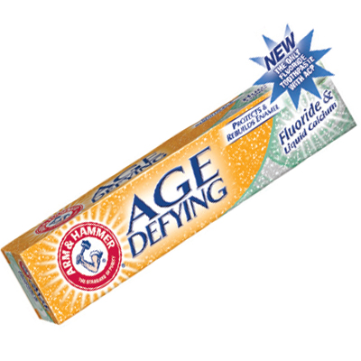 ARM & HAMMER Age Defying