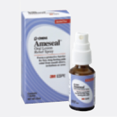 Ameseal Oral Lesion Relief Spray