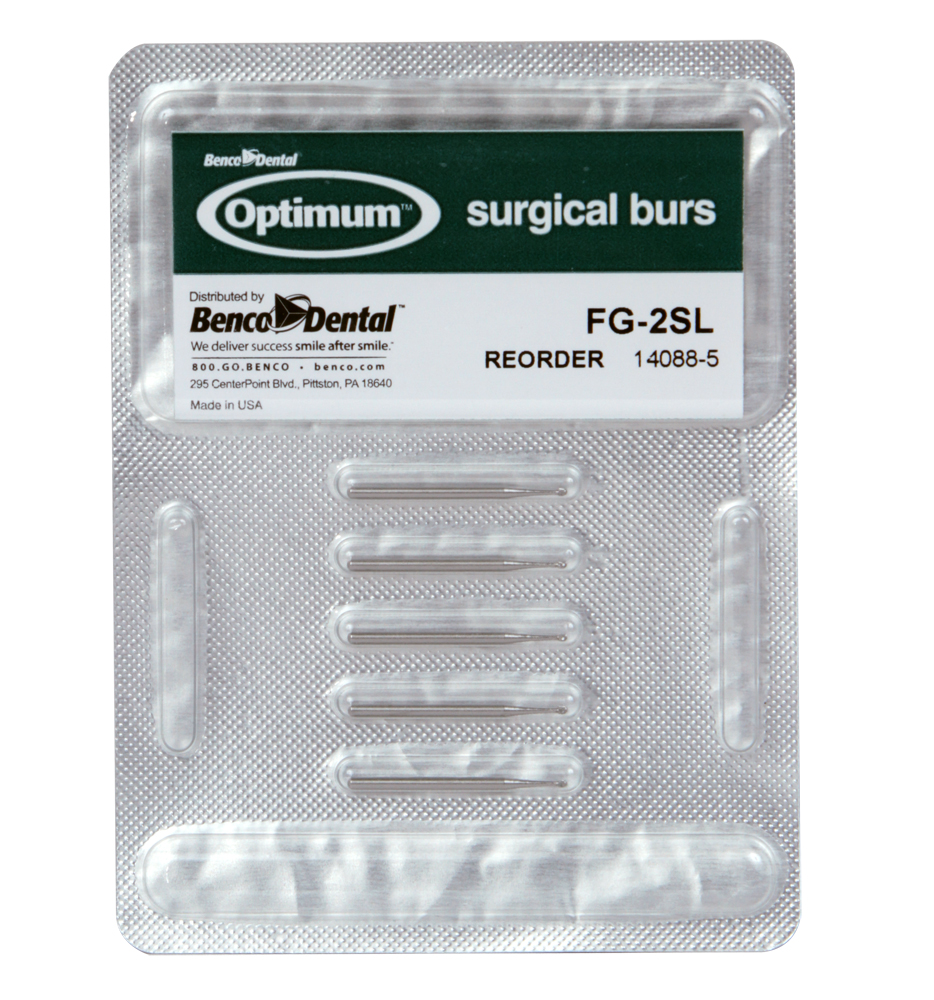 Optimum Surgical Burs