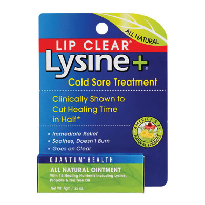 LIP CLEAR Lysine+