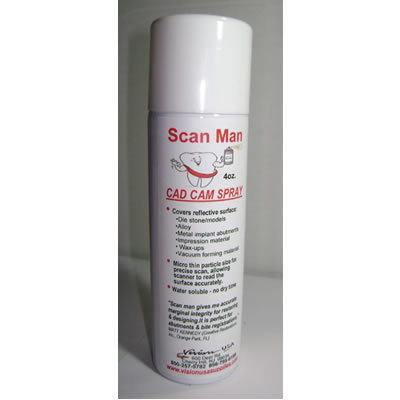 Scan Man CAD/:CAM Spray