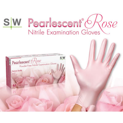 Pearlescent Gloves