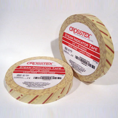 Crosstex Steam Process Indicator Tape