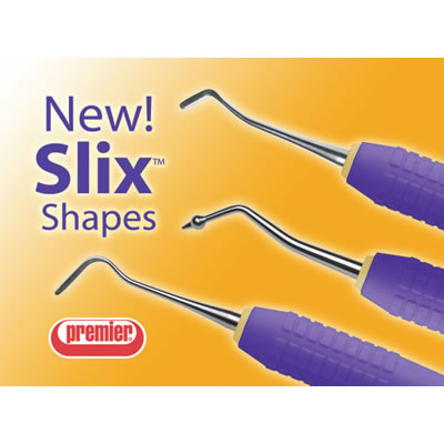 SLIX New Shapes