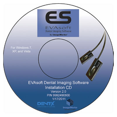 Dent-X EVAsoft Imaging Software Version 2.0