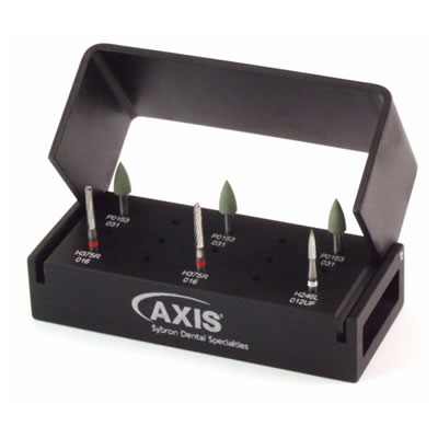 Orthodontic Adhesive Removal Set