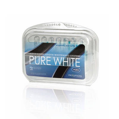 Pure White PODS