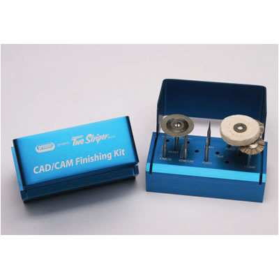 Two Striper CAD/ CAM Finishing Kit