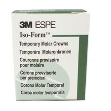Iso-Form Temporary Biscupid Crowns