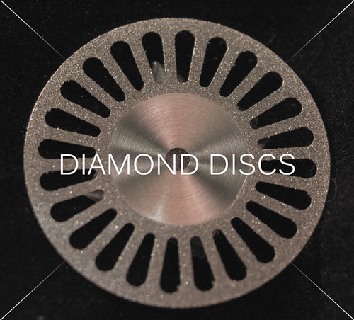 Diamond Dental Discs & Accessories