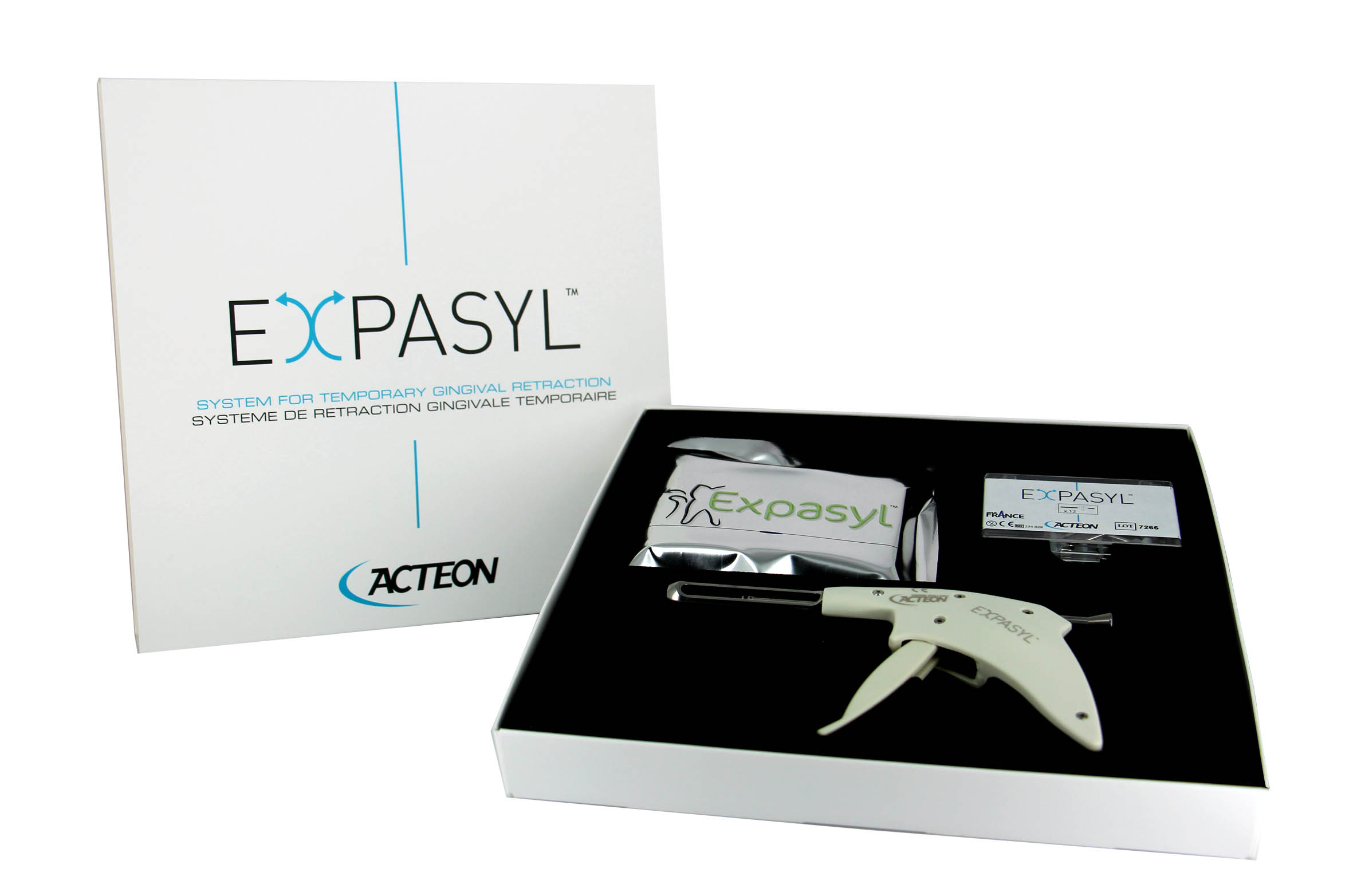 Expasyl™ Temporary Gingival Retraction System – Original Starter Kit
