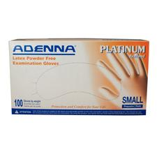 Adenna Platinum Latex Exam Gloves