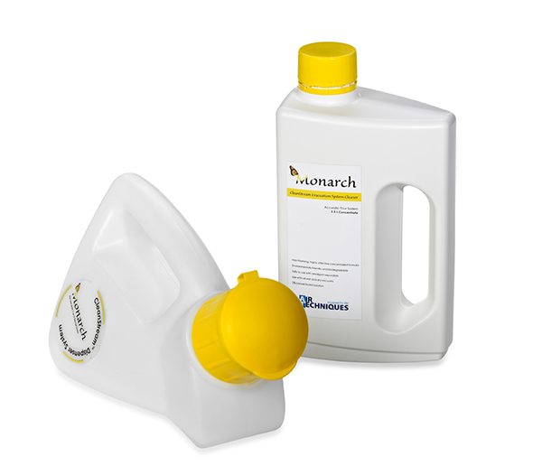 Monarch CleanStream Evacuation System Cleaner