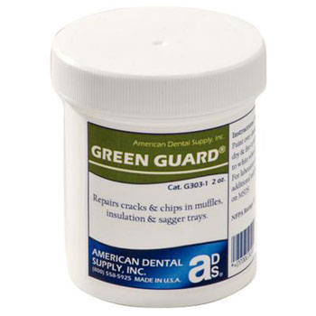 Green Guard Instant Muffle Repair, 2 oz
