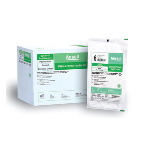Ansell Healthcare Derma Prene IsoTouch Gloves