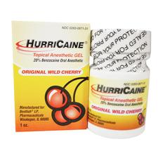 HurriCaine® Topical Anesthetic - 1 oz Gel
