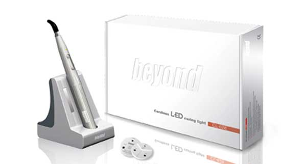 BEYOND Cordless LED Curing Light