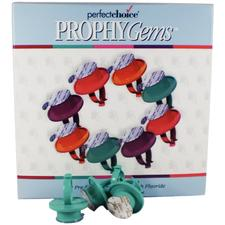 Perfect Choice® Prophy Gems Prophylaxis Paste - Fine, 100 (2 g) Rings - Bubble Gum