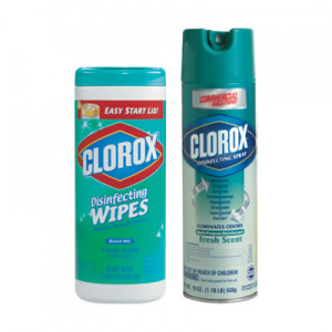 Clorox Disinfecting Bleach-Free Wipes