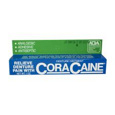 Cora-Caine Denture Pain-Relieving Adhesive Ointment