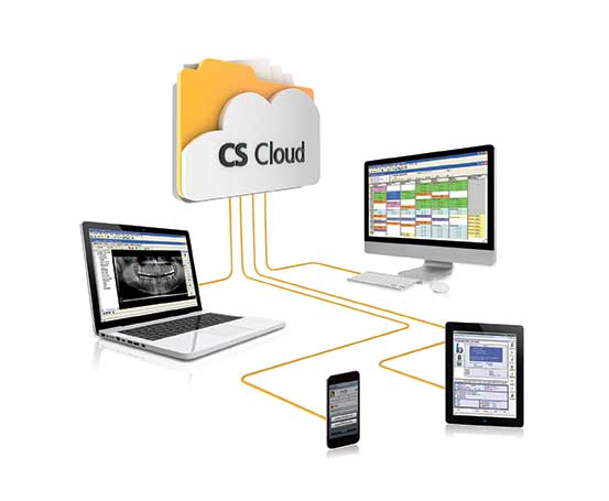 CS OrthoTrac Cloud