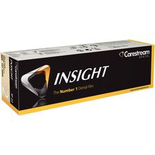 INSIGHT Dental Film IP-22 - Size 2, Periapical, Paper Packets, 150/:Box, Double Film