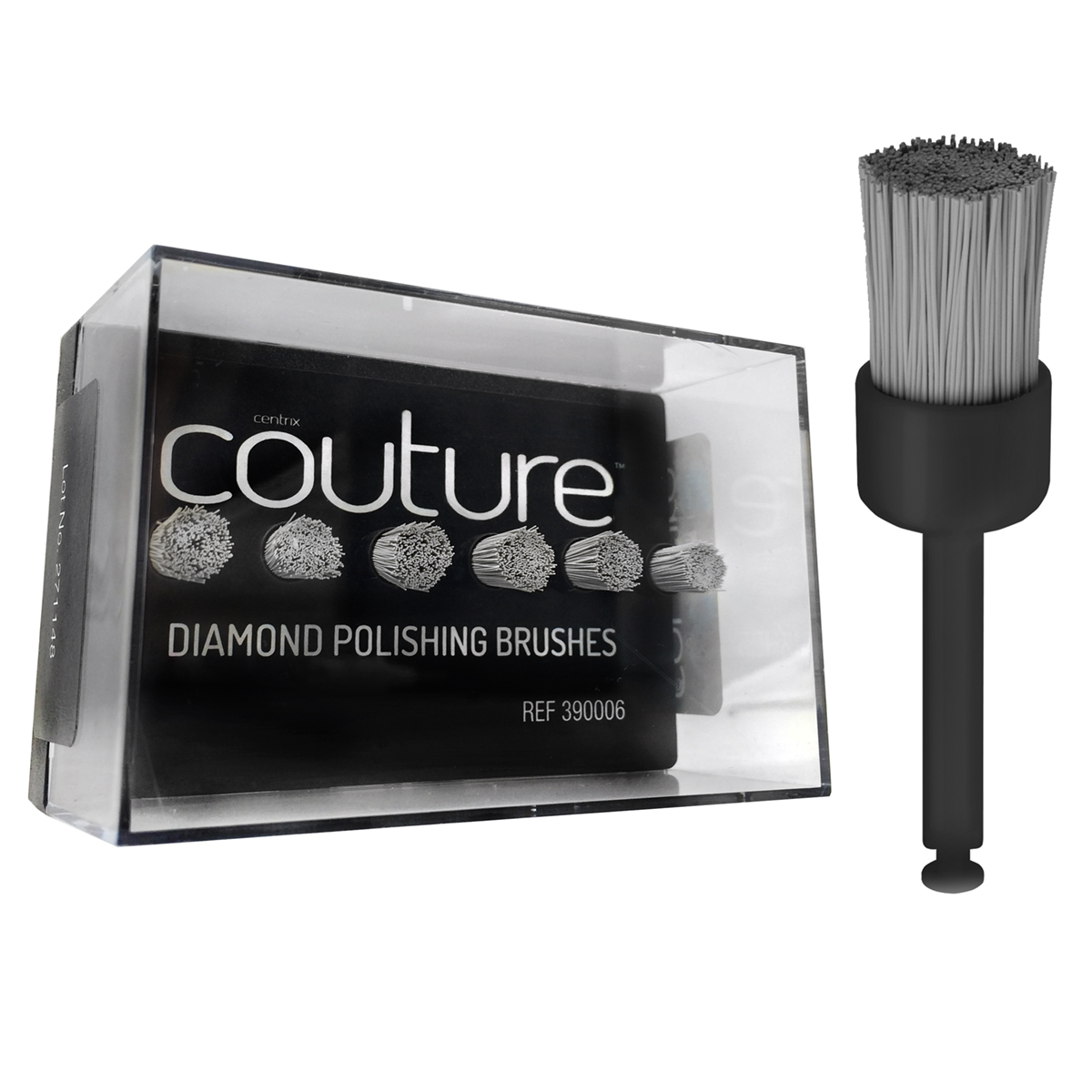 Couture Diamond Polishing Brushing