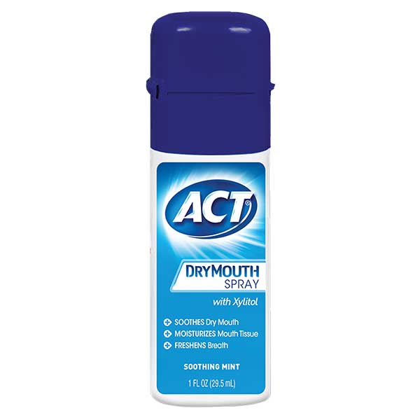 ACT Dry Mouth Spray