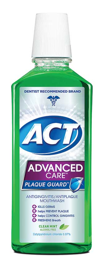 ACT® Advanced Care™ Plaque Guard™