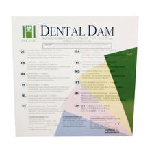 Hygenic® Latex Dental Dam - Children's, Ready Cut, 5