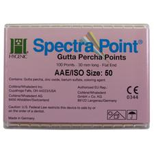 Hygenic SpectraPoint Gutta Percha Points, 100/:Pkg