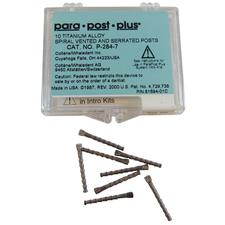 ParaPost® Plus Endodontic Post System - Titanium Refills - Size 3 (.036