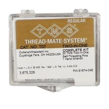 TMS® Thread Mate System®- 2-in-1 Regular Manual Placement Kits - Bulk Kit