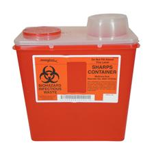 Monoject Sharps-A-Gator Sharps Container - Large, 14 Quart