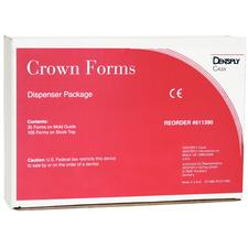 Crown Form Box Only