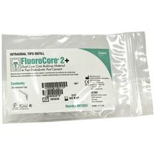 FluoroCore 2+ Intraoral Tips, 25/:Pkg