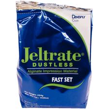 Jeltrate Dustless Alginate Impression Material - Case of 20 (454 g) Pouches