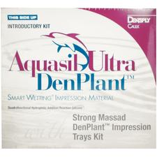 Aquasil Ultra – Smart Wetting® Impression Material DenPlant Introductory Trays Kit